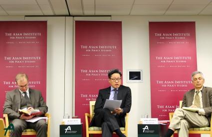"Asan Book Launch, ""Assessing China's Power"""