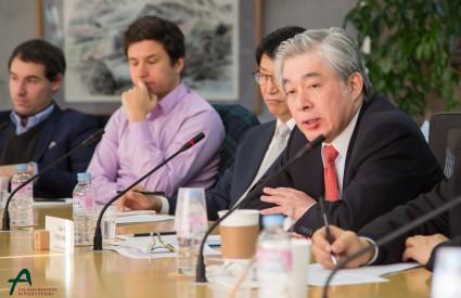 Asan Roundtable<br /> with Glen S. Fukushima