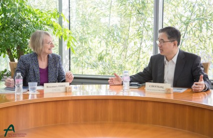 Roundtable with Prof. Rosemary Foot