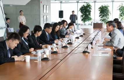 Asan Roundtable with the Chinese Association for International Understanding Delegation