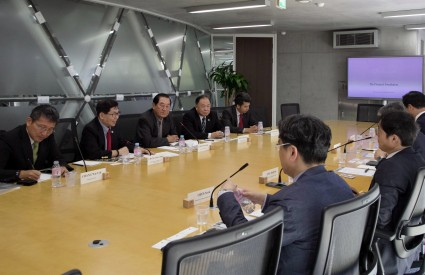 Asan Roundtable with the Prospect Foundation Delegation