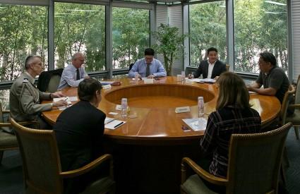 Asan Roundtable with Dr. Nicolas Regaud