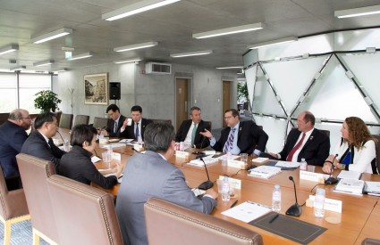 Asan Roundtable with members of the U.S. House of Representatives