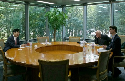 Asan Roundtable with Robert Loftis and Reid Pauly