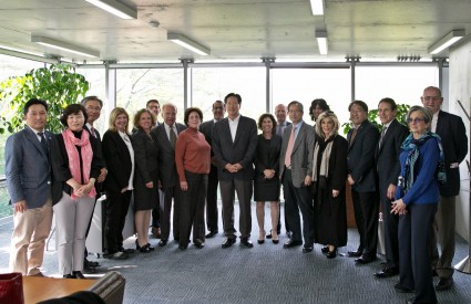 Asan Roundtable with the American Jewish Committee (AJC) Delegation