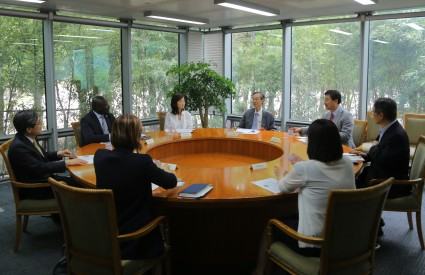 Asan Roundtable with Dr. Lassina Zerbo, Executive Secretary of Comprehensive Nuclear Test Ban Treaty Organization(CTBTO)