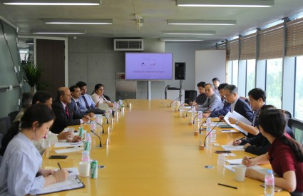 Asan Roundtable with KF-India Next Generation Policy Experts