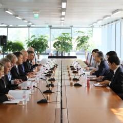 Asan Roundtable with Senators of the Czech Republic
