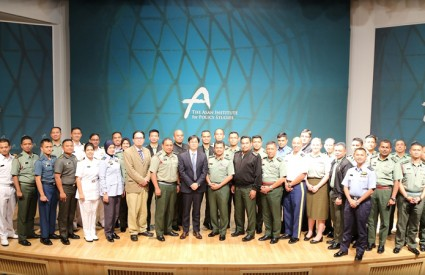 Roundtable with the delegation of the Malaysian Armed Forces Staff College